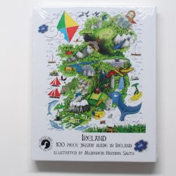 Ireland Jigsaw (100 Piece)