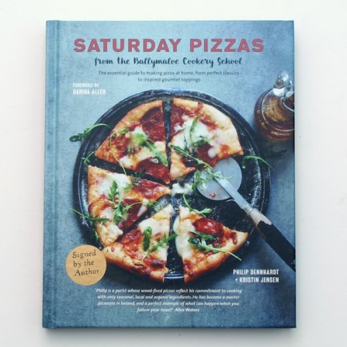 Saturday Pizzas by Philip Dennhardt