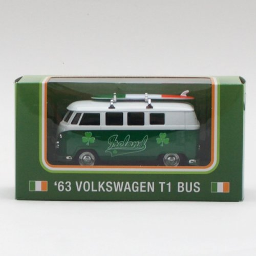 Irish VW Camper Van Model