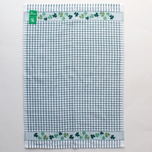 Polidri Shamrock Tea Towel
