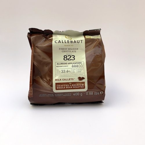 Callebaut Milk Chocolate Callets - 400g