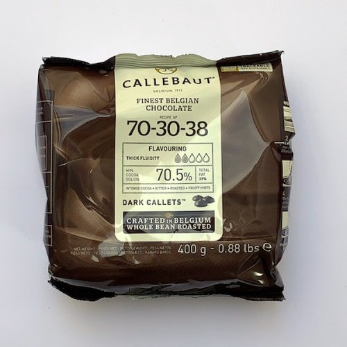 Callebaut Dark Chocolate 70-30-38
