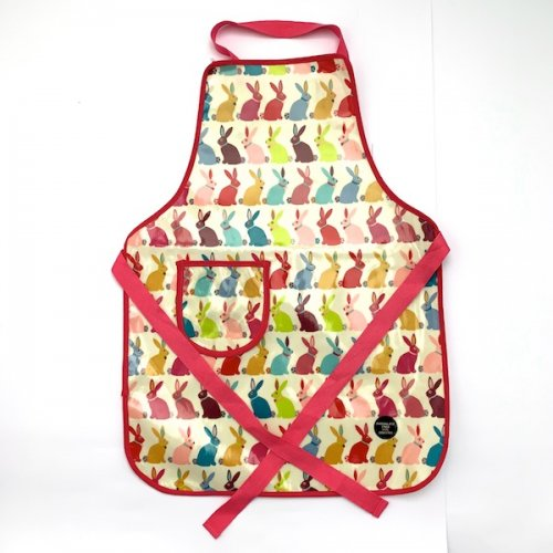 Child's Bunnies Apron - Ulster Weavers
